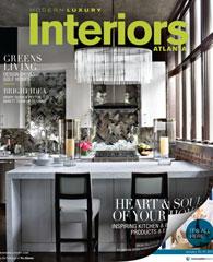 Interiors Magazine Cover 6