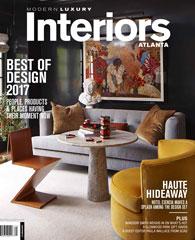 Interiors Magazine Cover 3
