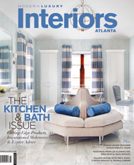 Interiors Magazine Cover 4