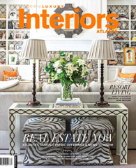 Interiors Magazine Cover 2