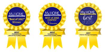 Best of HOUZZ winner 2017-2020